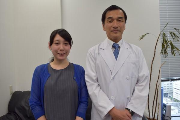 Akira Kubo & Haruka Okabe